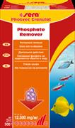 sera Phosvec Granulat 500 г - наполнитель для аквариумных фильтров для устранения фосфатов