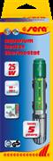 sera Precision 25 Вт - термонагреватель для аквариумов до 30 литров