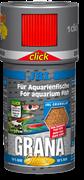 JBL Grana CLICK 100 мл. (45 г.) - Основной корм класса премиум в форме гранул для небольших рыб в банке с дозатором