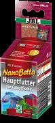 JBL NanoBetta 60 мл - Основной корм в форме хлопьев для бойцовых рыбок (петушков) в нано-аквариумах