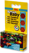 JBL NovoBaby 3x10мл - Комплект кормов для мальков