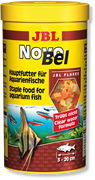 JBL NovoBel 250 мл. (40 г.) - Основной корм в форме хлопьев для всех аквариумных рыб