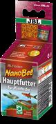 JBL NanoBel 60 мл - Основной корм в форме мини-хлопьев для маленьких рыб в нано-аквариумах