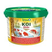 Tetra Koi Sticks основной корм для кои, палочки 10 л