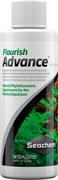 Seachem Flourish Advance 100 мл - удобрение для растений - добавка фитогормонов, минералов и питательных веществ 5 мл на 80 л