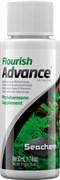 Seachem Flourish Advance 50 мл - удобрение для растений - добавка фитогормонов, минералов и питательных веществ 5 мл на 80 л