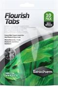 Seachem Flourish Tabs 10шт - удобрение для аквариумных растений в таблетках на 75 л