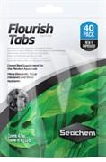 Seachem Flourish Tabs 40шт - удобрение для аквариумных растений в таблетках на 300 л