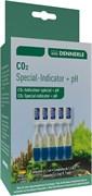 Dennerle СО2 Комплект специальных индикаторных жидкостей рН, 5 ампул