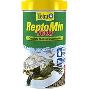 Tetra ReptoMin 500 мл - полноценный корм для водных черепах и других плотоядных рептилий