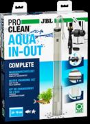 JBL Proclean AQUA IN OUT Complete - Система для эффективной подмены воды при обслуживании аквариума