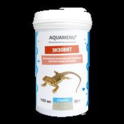 """AQUAMENU """"Экзовит"""" 100 мл – витаминно-минеральный комплекс для всех видов рептилий"""