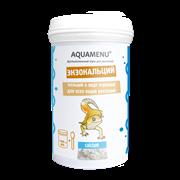 """AQUAMENU """"Экзокальций"""" 100 мл – добавка к корму для всех видов рептилий, способствует развитию костей и помогает избежать симптомов недоедания"""
