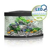 Juwel TRIGON 190 LED аквариум 190л черный (Black) 98,5х70х60см 2х14W Фильтр Bioflow M, нагреватель 200 Вт