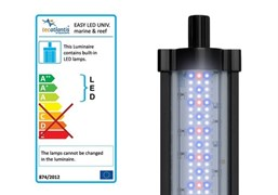 Aquatlantis Easy LED Marine and Reef 1200 мм, 62 Вт, 25000 К