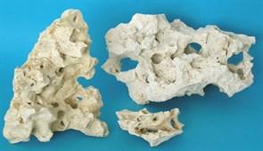 Камень Кения 0,5-3кг (коробка 25кг)