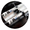 AQUAEL крышка для аквариума прямоугольная 150Х50 LED (LT 2х18Вт, 6500K; крепление для 4х модулей) - фото 23971