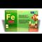 UHE Fe PRO test - тест для определения концентрации железа в воде в комплекте с калибровочным раствором - фото 25411