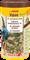 sera Vipan Nature 1 л - универсальный корм для аквариумных рыбок (крупные хлопья) - фото 26005